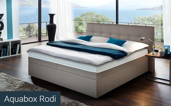 Aquabox_Rodi Wasserbett