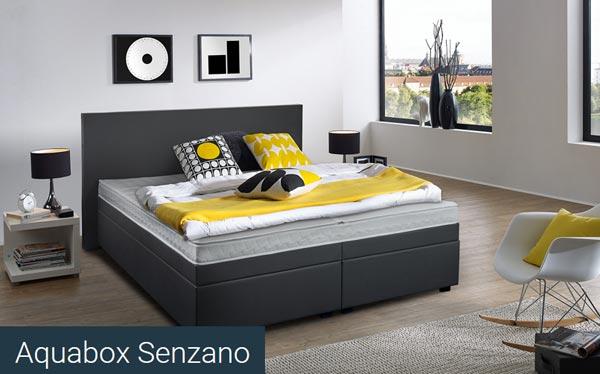 Wasserbett Aquabox_Senzano
