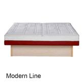 Wasserbett modern line