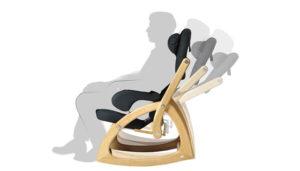 Stuhl zum Relaxen
