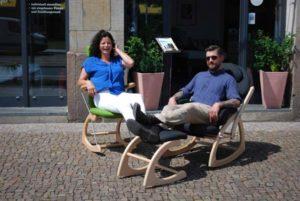 Stühle in Wabest